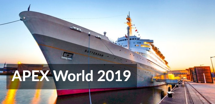 inSystems present on APEX World 2019