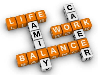 Work and life in balance