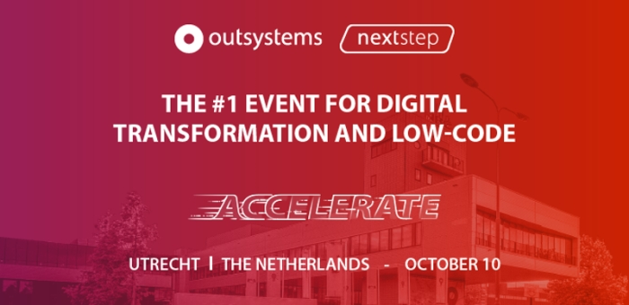 OutSystems NextStep Benelux 2017