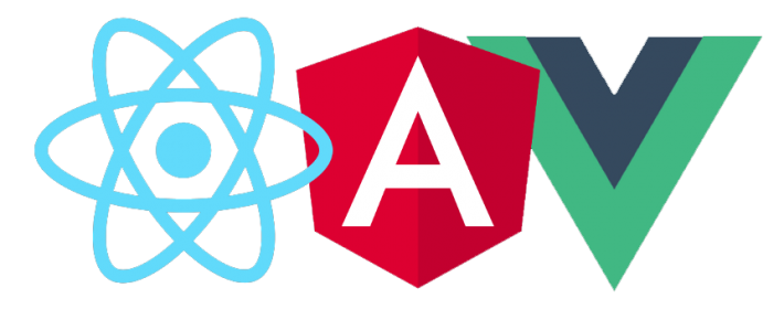 React Angular Vue