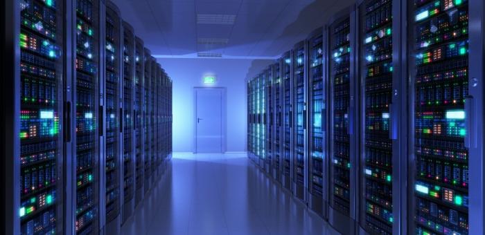 Quobell serverroom