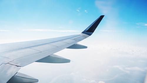 Vliegtuig stedentrip inSystems